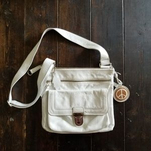 👜 ROOTS LIMITED EDITION VILLAGE CROSSBODY